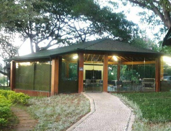 Local onde são realizadas as atividades do CIRAT, no Jardim Botânico de Brasília