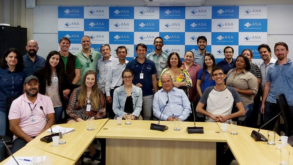 Reunião de Instalação da Unidade Gestora de Projeto (UGP) do Programa Produtor de Água do Descoberto